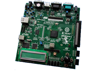 RISC-V / MIPS software / hardware Arduino FPGA stack